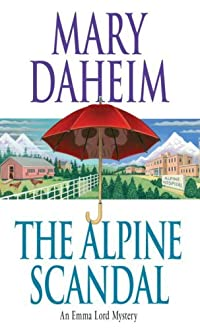 The Alpine Scandal: An Emma Lord Mystery by Mary Daheim ebook deal