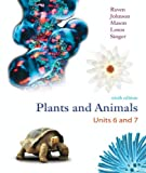 img - for Plant and Animal Biology, Units 6 and 7 book / textbook / text book