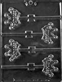 Princess Crown Pops Chocolate Candy Mold