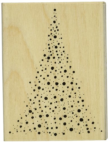 Penny Black 459871 Starlit Mounted Rubber Stamp, 2.5 by 3.5-Inch