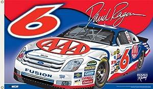Buy #6 David Ragan Flag 3x5 AAA 2 Sided by BSI