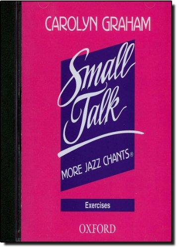 Small Talk: More Jazz Chants®: Exercises Audio CD