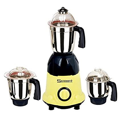 Sunmeet-Turbo-600W-Mixer-Grinder-(3-Jars)