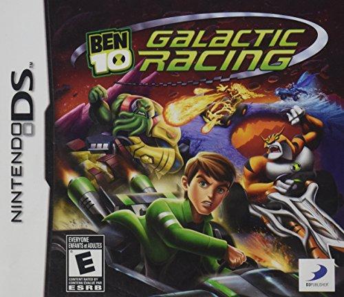 Ben 10 Galactic Racing - Nintendo DS - 1