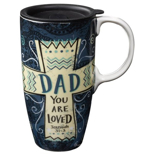 Dad You Are Loved Travel Coffee Mug