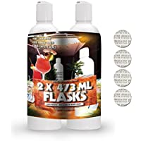 Covert Flasks 16oz Shampoo and Conditioner Alcohol Flask
