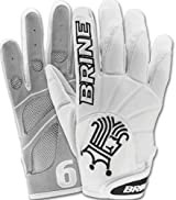 Brine WGLS5 Silhouette Women's Lacrosse Fielder Gloves (Call 1-800-327-0074 to order)