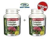 Valerian Complex Bundle Deal 240 Tablets in total