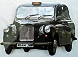 London Taxi Cab Fridge Magnet - LS10J