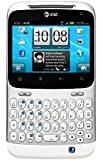 HTC Status ChaCha A810a Unlocked Phone with QWERTY Keyboard, 5MP Camera, Wi-Fi and GPS - US Warranty - Silver