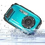 GooDee Waterproof Diving Digital Came...