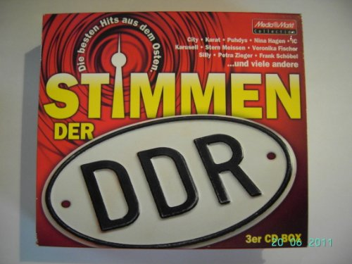VA-Stimmen Der DDR-DE-3CD-FLAC-2005-VOLDiES Download