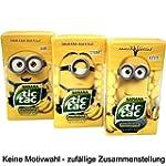 tic tac Minions Edition Banana, 3er P...