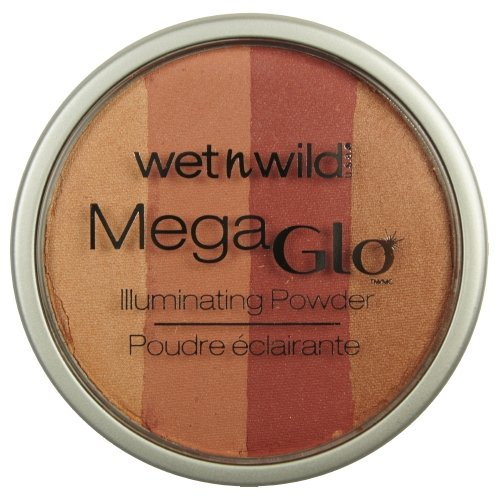 ウェットアンドワイルド Mega Glo Illuminating Powder StrikeーAーPoseーRose