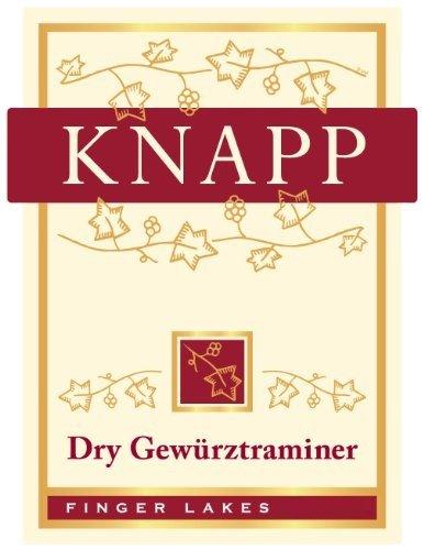 2013 Knapp Winery Cayuga Lake Dry Gewertztraminer 750 Ml