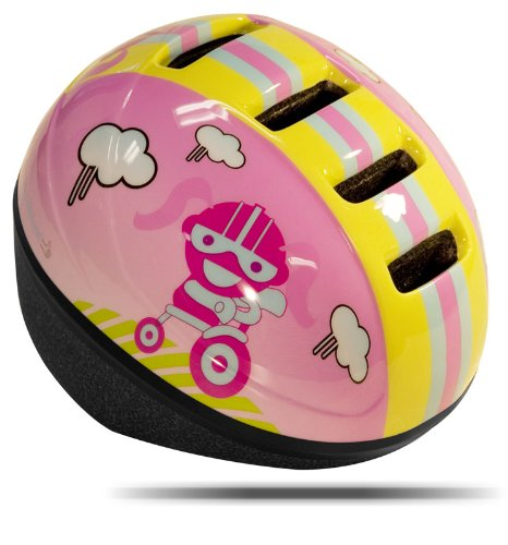 Best Price Knucklehead Lil' Runt Bicycle Helmet