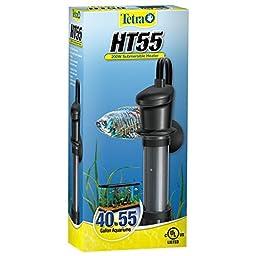 Tetra 26454 Heater 55 Submersible Heater, 200-Watt