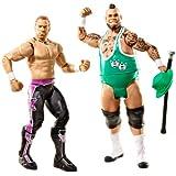 WWE Series 20 Battle Pack: Curt Hawkins vs. Brodus Clay Figure, 2-Pack