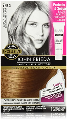 john-frieda-precision-foam-colour-dark-caramel-blonde-7nbg-1-application