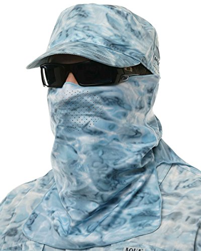 sunguard fishing face mask multifunctional