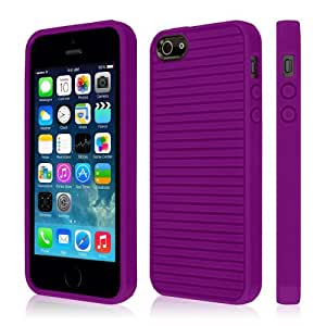 Empire Gruve Full Protective Case For Apple Iphone 5/ 5S - Purple