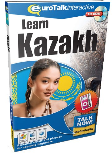 Talk Now! Kazakh (PC/Mac)
