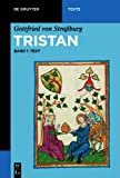 Image of Tristan Band 1: Text (de Gruyter Texte) (v. 1) (German Edition)