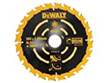 DeWalt DT10304-QZ 190 x 30mm 24-Tooth Corded Extreme Framing Circular Saw Blade