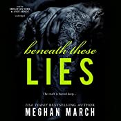 Beneath These Lies: The Beneath Series, Book 5 | Meghan March
