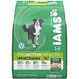 Iams ProActive Health Adult Mini Chunks Premium Dog Nutrition Food, 15-Pound