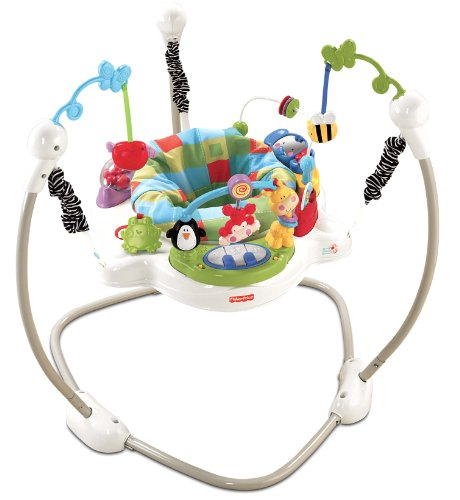 New Fisher-Price Discover 'n Grow Jumperoo