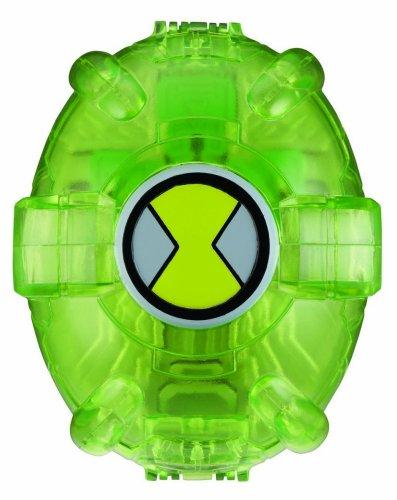 Ben 10 Alien Force Alien Creation Transporter Green