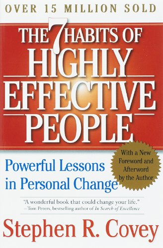 The 7 Habits of Highly Effective People ISBN-13 9780743269513