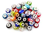Nambeads � 10 Mixed Murano glass bead...