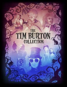 The Tim Burton Collection With Book (Amazon.com Exclusive) [Blu-ray]