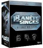 echange, troc La Planète des Singes - L'intégrale 7 Blu-ray (dont La Planète des singes : Les Origines) [Blu-ray]