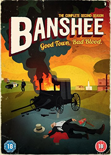 Banshee - Season 2 [DVD] [2015]