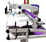 Juki TL2200QVP Quilt Virtuoso Pro Longarm with Grace Virtuoso King Frame