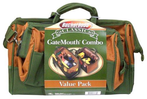 Bucket Boss 88838 Gatemouth and Gatemouth Junior Combo pack