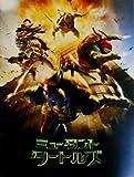 【映画パンフレット】 ミュータント・タートルズ Teenage Mutant Ninja Turtles