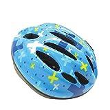 J@G connection(ジャグコネクション) 子供用 自転車用 ヘルメット超軽量 可愛い オシャレ (2-クロス(単品))