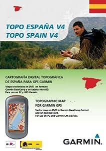 Garmin MapSource Topo DVD Spain, 010-11555-00