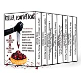Killer Confections: 8 Delectable Culinary Cozy Mystery Novels