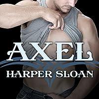 Axel: Corps Security, Book 1 (       UNABRIDGED) by Harper Sloan Narrated by Abby Craden, Sean Crisden