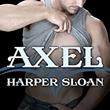 Axel: Corps Security, Book 1 (       UNABRIDGED) by Harper Sloan Narrated by Abby Craden, Sean Crisden