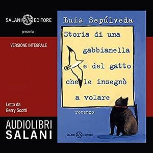 Storia di una gabbianella e del gatto che le insegnò a volare Audiobook