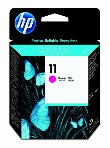 HP 11 Magenta Printhead in Retail Packaging