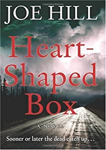 Cover of &quot;Heart-Shaped Box: A Novel&quot;