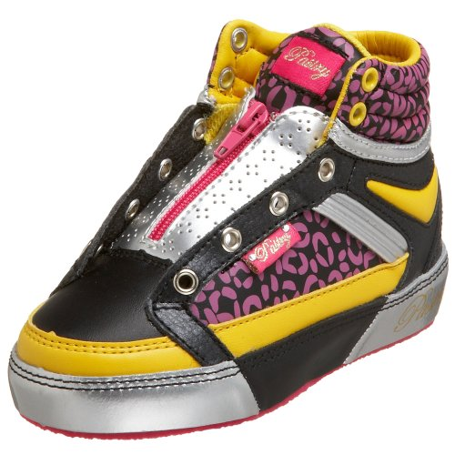 Pastry Infant/Toddler Fab Cookie Zipper Sneaker