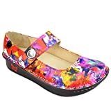 Alegria Women s Paloma Mary Jane Shoe Style no ALG-PAL Iris EURO 38 US 8/8.5